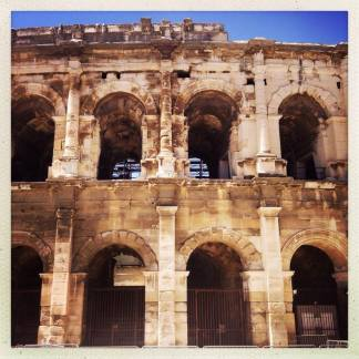 ca 2000 år gammal byggnad!