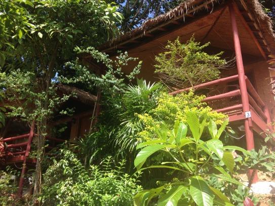 Vår bungalow