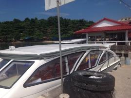 Speedboat :)